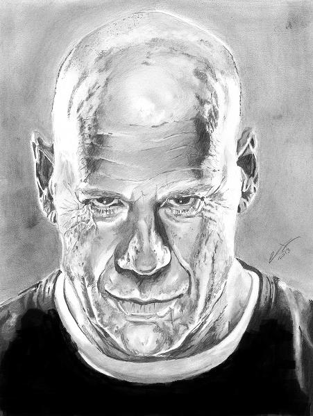 Bruce Willis by jonesy12